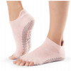 Ankle Half Toe Grip Socks (Barre / Pilates)