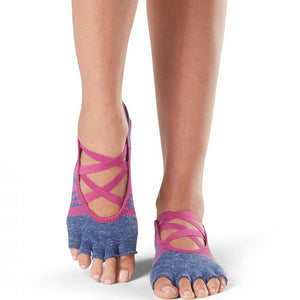 toesox elle grip socks atomic