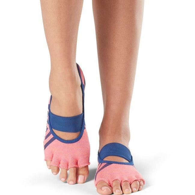 Mia Half Toe Grip Socks (Barre / Pilates)