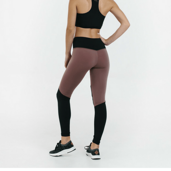 Radiate Colorblock Leggings
