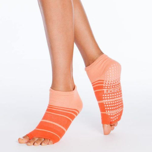 Anklet Grip Sock (Barre / Pilates) - Tucketts