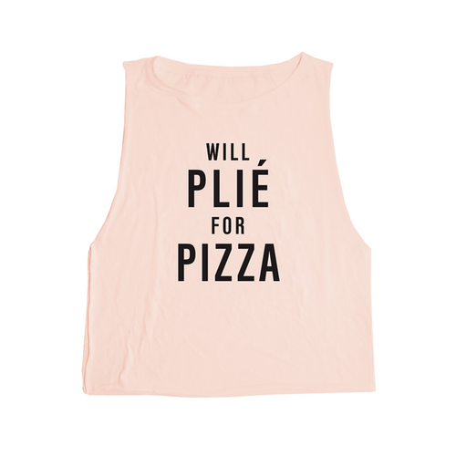 Will Plie for Pizza Tank