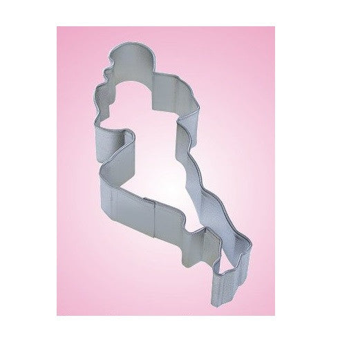 New R & M International # 1397p Football Player Cookie Cutter