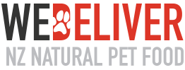 wedelieverpetfood logo deliver dog food