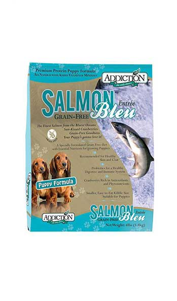 ADDICTION - PUPPY SALMON