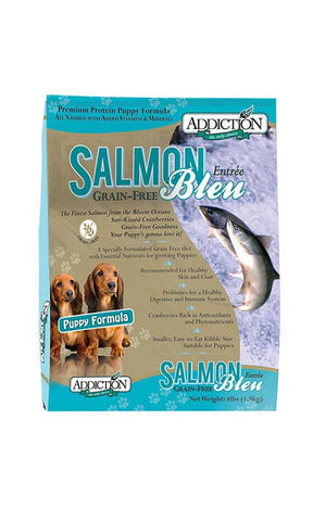 Addiction - Puppy Salmon Bleu
