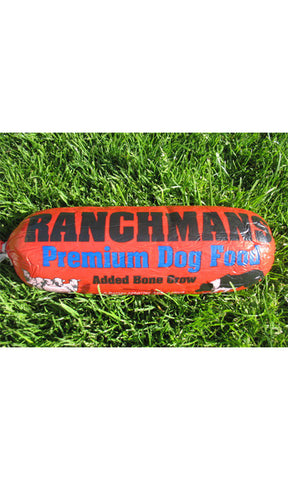 Ranchman's - Dog Rolls Chicken 2.4KG