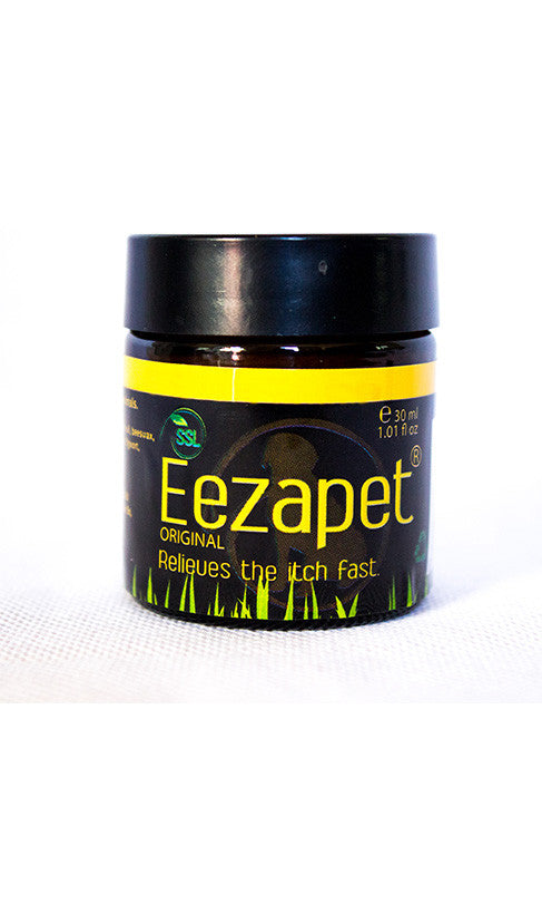 Eezapet - Natural itch reliever