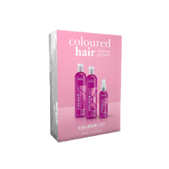 Natural Look Coloured Hair Gift Pack