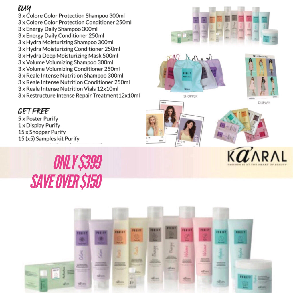 Kaaral Purify introduction kit