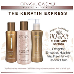 Brasil Cacau - The Keratin Express Treatment 110ml Kit
