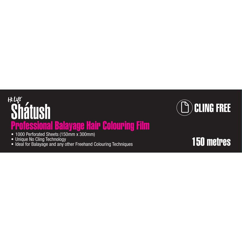 Hi Lift Shatush Professional Balayage Hair Colouring Film 150m