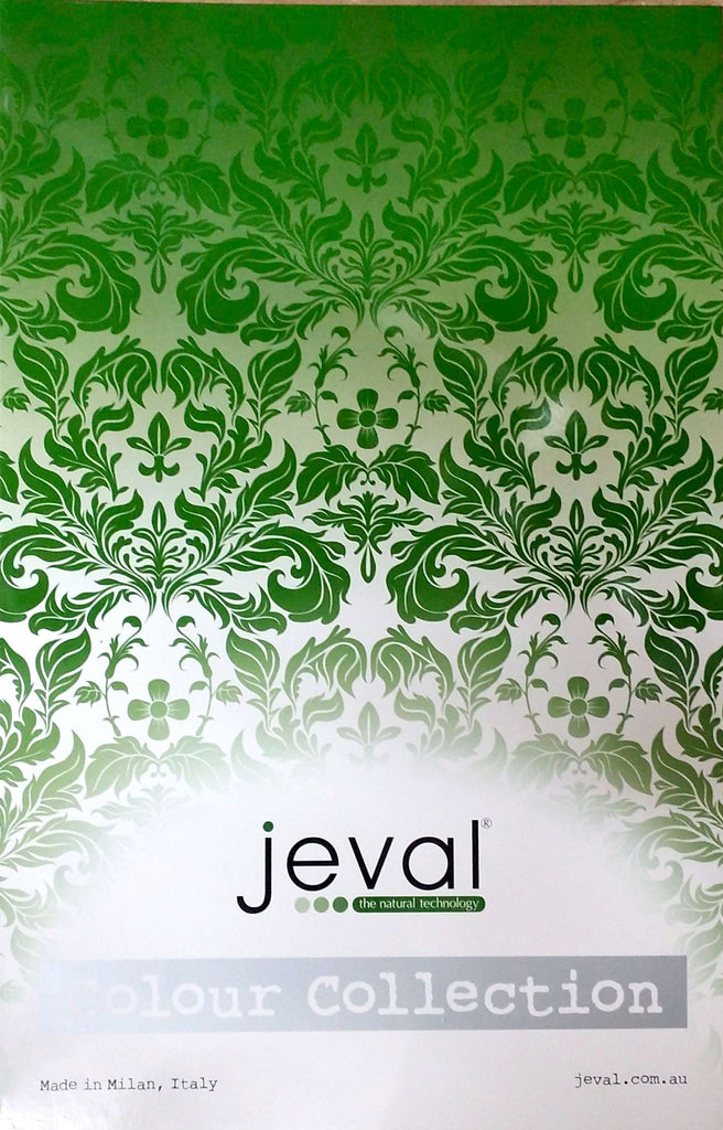 Jeval Colour Chart