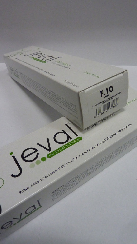 Jeval Colours Level F10 - F91 Toners
