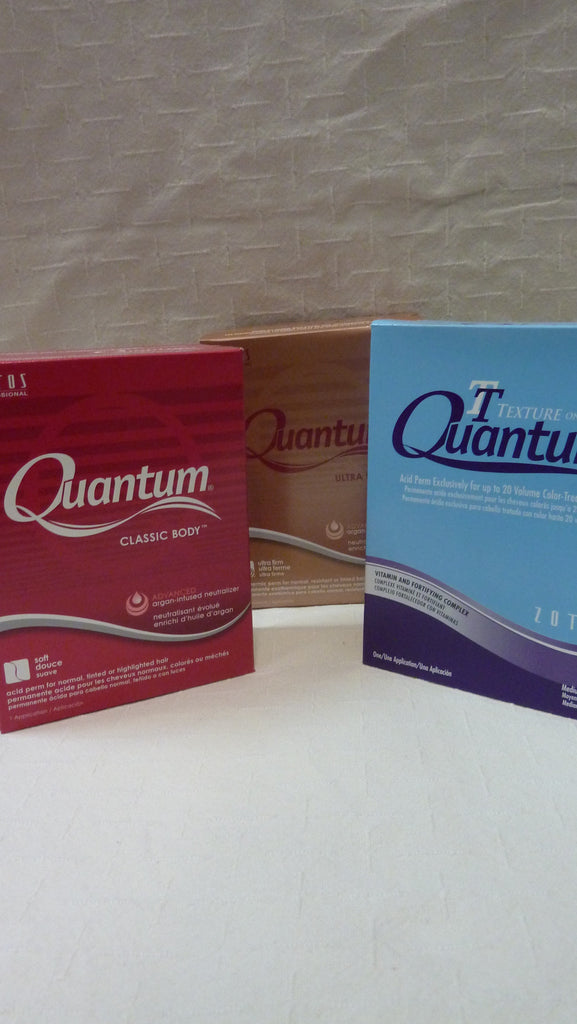 Quantum Perms Assorted