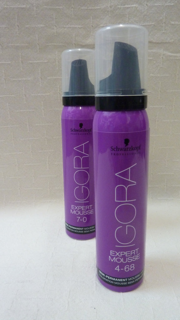 Igora Colour Mousse