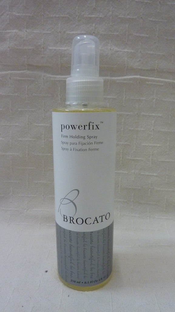 Brocato Power Fix Firm Spray