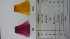Nova Colours Level 'Fillers & Corrective Mixes'