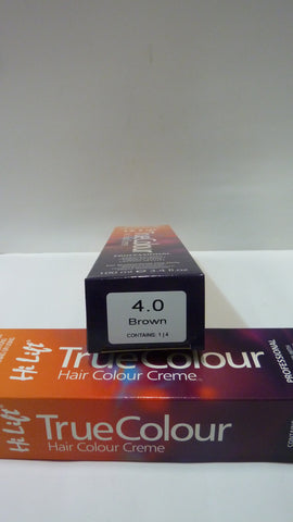 True Colour Level 4.0 - 4.66