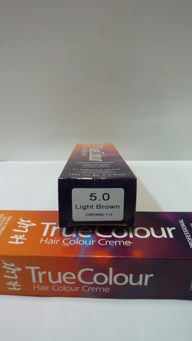 True Colour Level 5.0 - 5.7