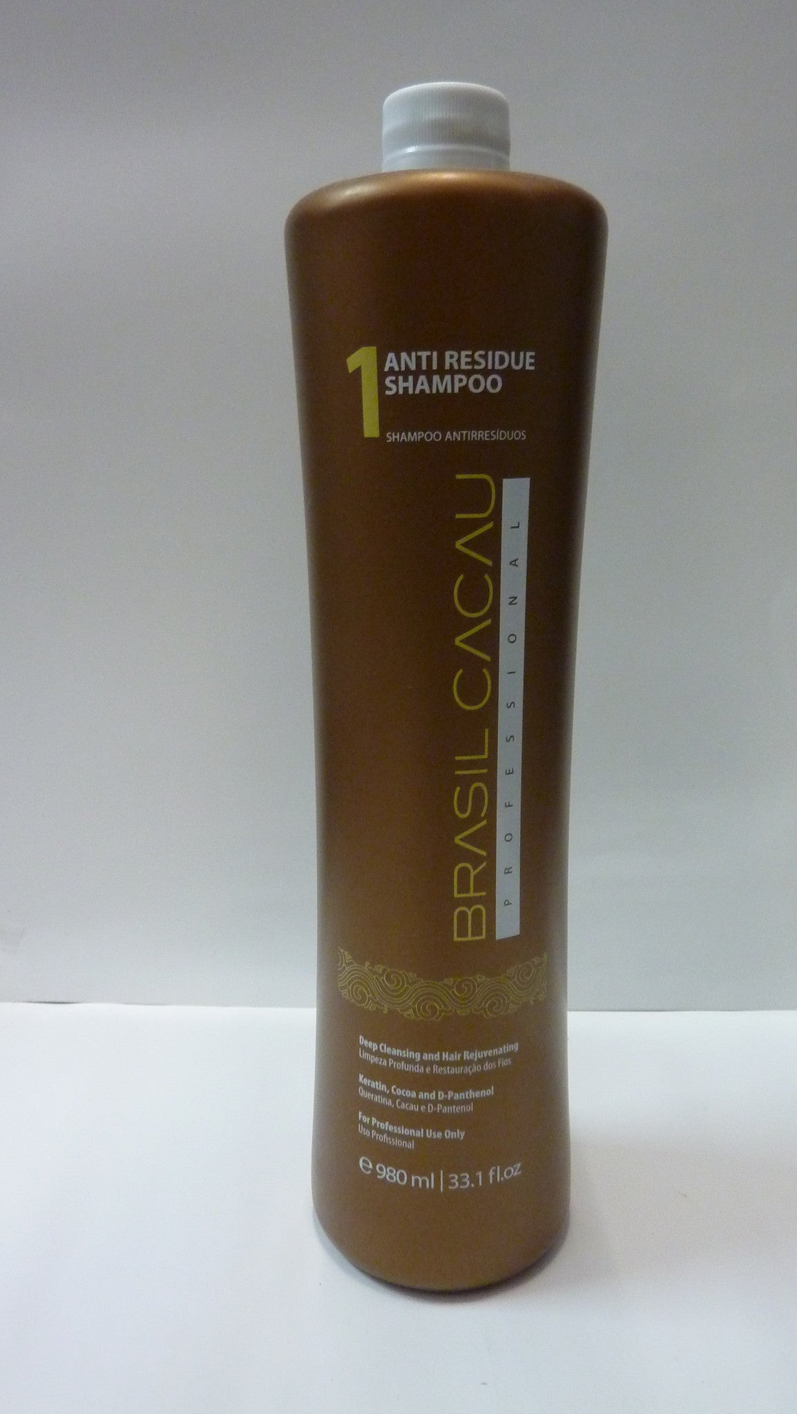 Brasil Cacau Anti Residue Shampoo Supasave Hair Beauty