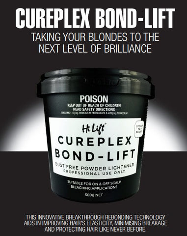 Cureplex Bond-Lift Dust Free Powder Lightener