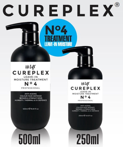 Cureplex Leave-in Moisture Treatment #4