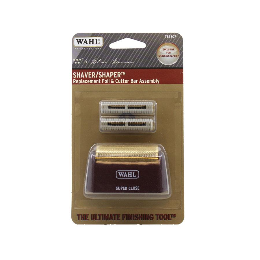 Wahl Finale Gold Foil & Cutter Replacement