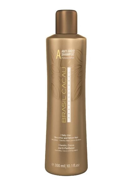 Brasil Cacau Anti Frizz Shampoo OR  /   Conditioner
