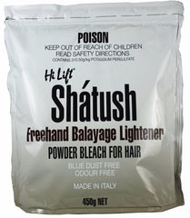 Hi Lift Shatush Freehand Balayage Bleach 450gm