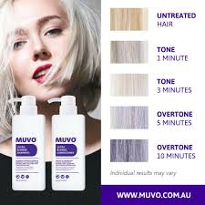 Muvo Ultra Blonde Conditioner 1 Litre