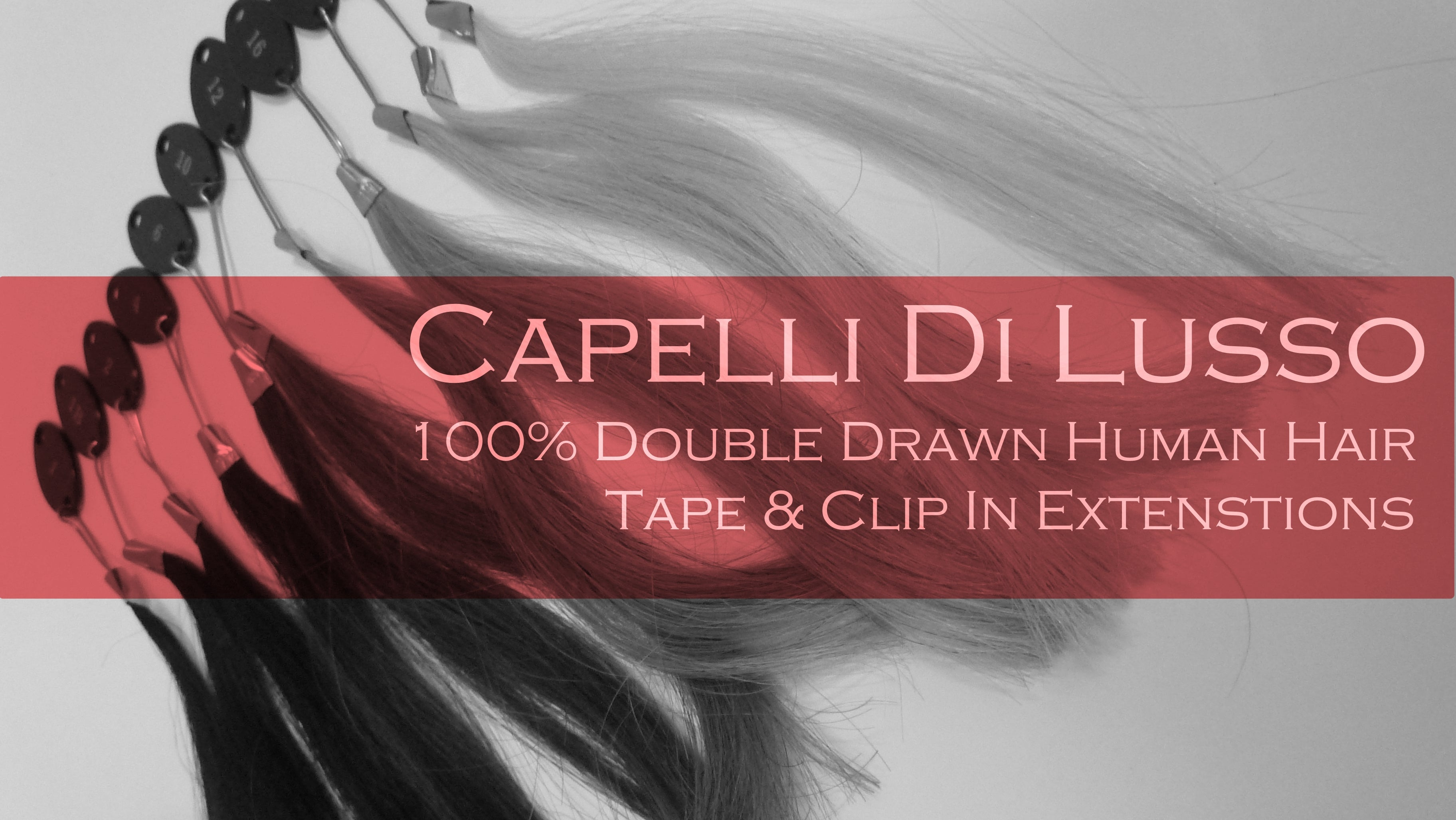 Capelli Tape in Extensions