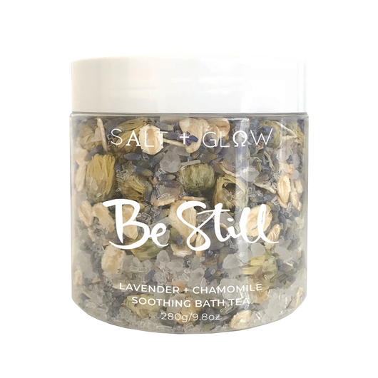 BE STILL Bath Tea