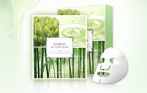 MAXCLINIC - Bamboo Relaxing Mask | MAXCLINIC - 竹本舒缓面膜