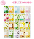 ETUDE HOUSE - I Need You Mask Sheet - Mugwort | 爱丽小屋 ETUDE HOUSE - I Need You 面膜 - 艾草