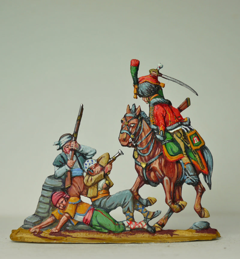 Group, 2-sided - Glorious Empires-Historical Miniatures