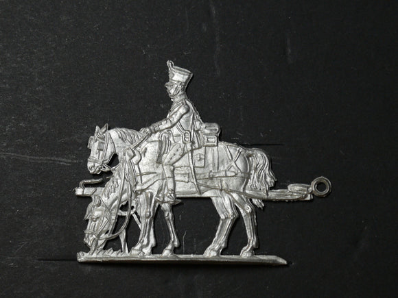 Horse-team   1028 - Glorious Empires-Historical Miniatures