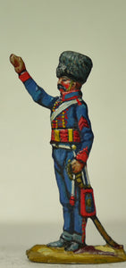 Sergeant - Glorious Empires-Historical Miniatures