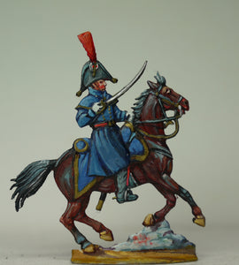 Officer in greatcoat - Glorious Empires-Historical Miniatures