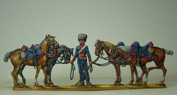 Horseholders - Glorious Empires-Historical Miniatures