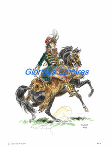 print 82 : Murat 1809 - Glorious Empires-Historical Miniatures