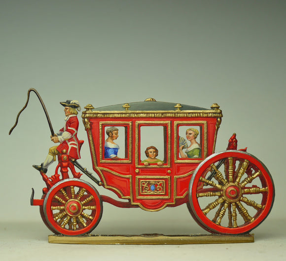 Coach - Glorious Empires-Historical Miniatures