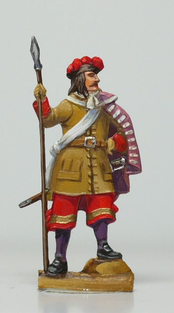 Infantry Officer - Glorious Empires-Historical Miniatures