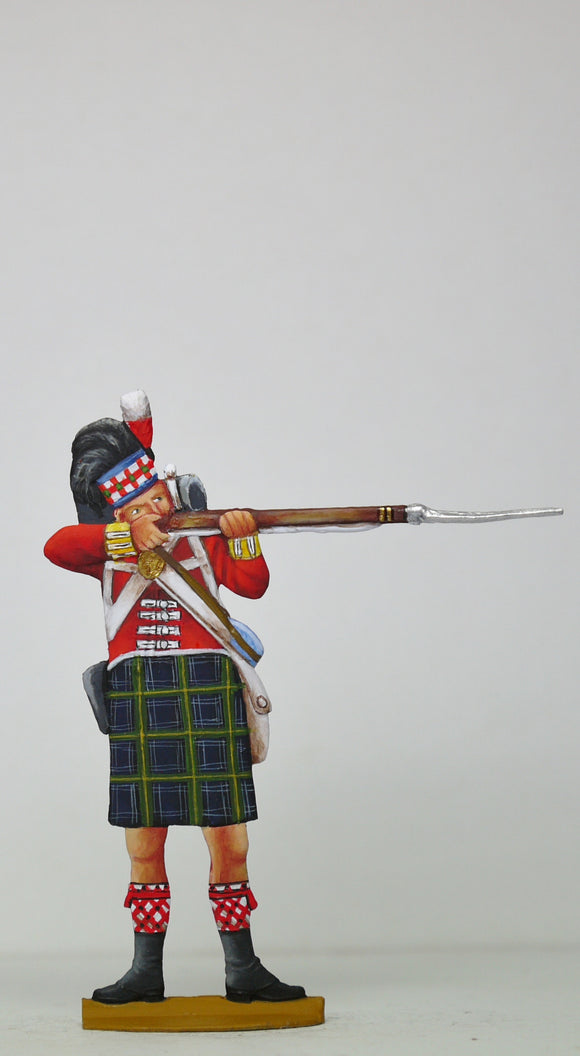 Soldier standing firing - Glorious Empires-Historical Miniatures