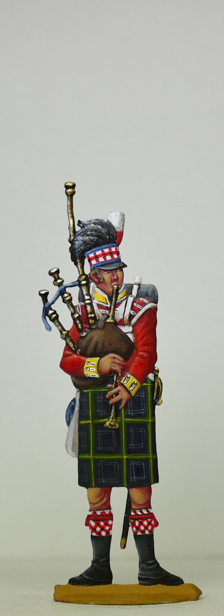 Bagpiper - Glorious Empires-Historical Miniatures