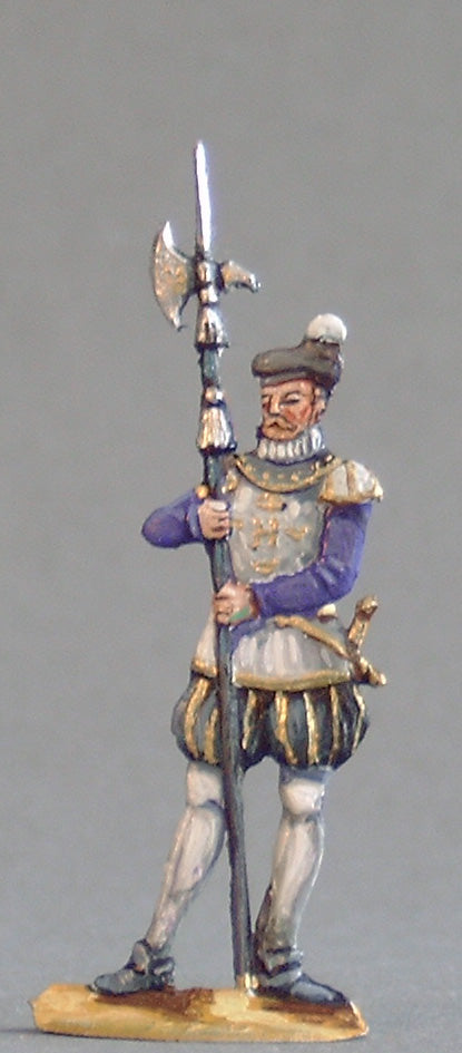 Halbardier - Glorious Empires-Historical Miniatures