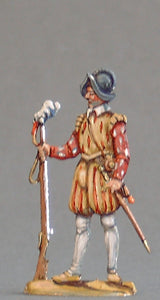 Arquebusier - Glorious Empires-Historical Miniatures