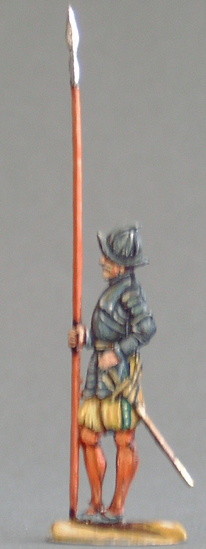 Pikeman - Glorious Empires-Historical Miniatures