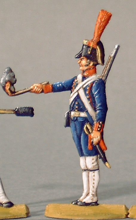 Gunner lighting - Glorious Empires-Historical Miniatures