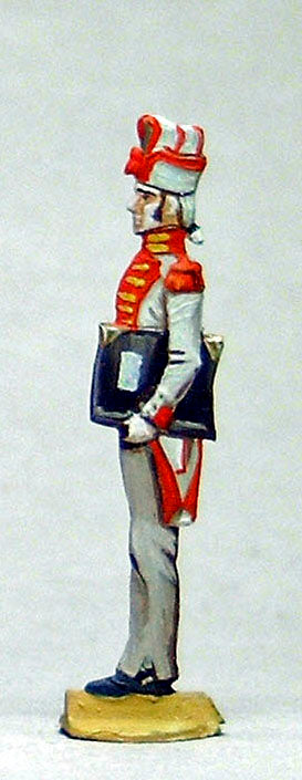 Senior sergeant - Glorious Empires-Historical Miniatures